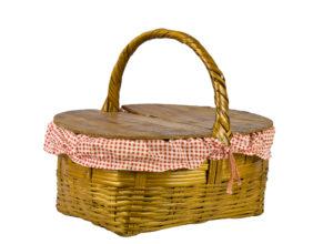 Imagem de cesta de viagem (Postagem: A cesta de viagem de Ellen White)
