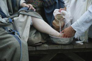 """Postagem: Adventistas desobedientes: o lava-pés"""""""