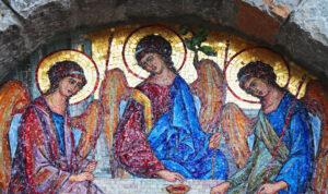 """Imagem do texto: """"Confirmado: pioneiros adventistas rejeitavam a Trindade"""""""