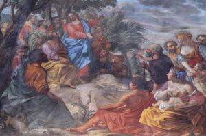 """Imagem do texto """"Os verdadeiros mandamentos de Jesus"""""""